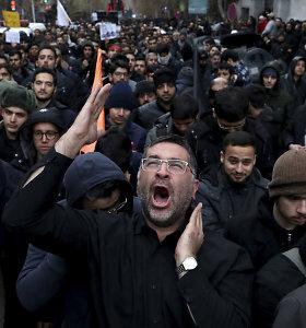 Irano generolas Q.Soleimani antradienį bus palaidotas gimtajame mieste