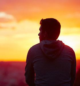 Psichiatras: bent keletas minučių vienatvės kasdien padeda efektyviau planuoti gyvenimą