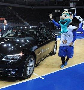 Jonui Valančiūnui pinigų negrąžinusio klaipėdiečio nuotykiai tęsiasi: klubas pasigedo BMW ir paties Neptūno