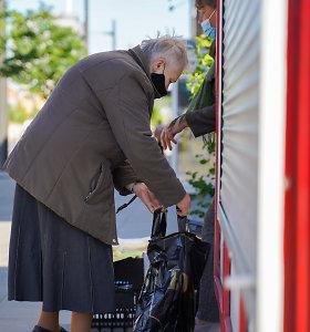 Prezidentas ragina Vyriausybę sparčiau didinti senatvės pensijas