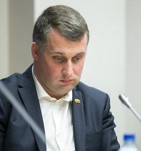 Seimo Biudžeto komiteto pirmininkas V.Ąžuolas: frakcijoje auga nusivylimas premjeru