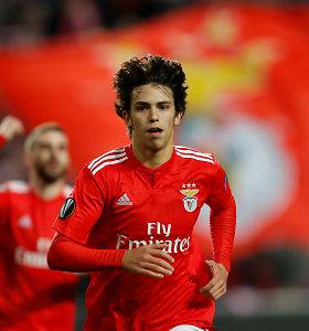 """Madrido """"Atletico"""" pareiškimas – už 19-metį siūlo 126 milijonus eurų"""