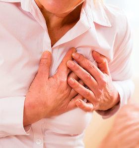 """Kardiologė: """"Miokardo infarkto galima išvengti, svarbu – staiga sureaguoti"""""""