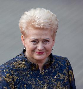 Nematoma D.Grybauskaitės diplomatija: dešimt neskelbtų istorijų