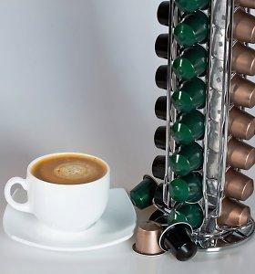 Populiarėjančios kavos kapsulės – nauja rykštė ekologijai: didžiosios Anglijos įmonės pradeda jų perdirbimą
