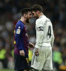 Išrinko geriausias visų laikų Europos futbolo komandas: viršūnėje – ispanų grandai