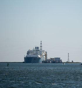 Europos Komisija pritarė SGD laivo išpirkimo schemai