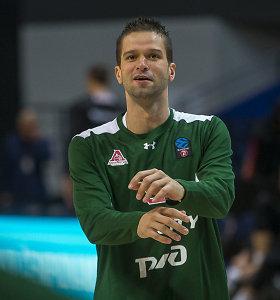 """Lietuviškoje """"Ryto"""" grupės dvikovoje – M.Kalniečio pergalė prieš O.Varanauską"""