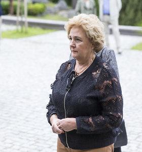 K.Brazauskienė teisme reikalauja per 100 tūkst. už nesumokėtą rentą