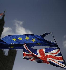 """Europos Sąjungos ministrai nervinasi dėl senkančio laiko """"Brexit"""" susitarimui"""