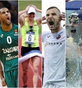 Testas: ar atsakysite į 10 klausimų apie Lietuvos sportininkų pergales ir nesėkmes 2019 m.?