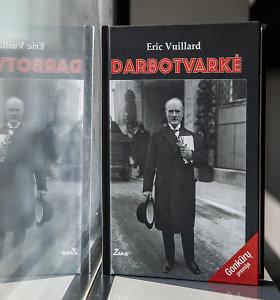 """Knygos recenzija. E.Vuillardo """"Darbotvarkė"""" – nacių atėjimo į vadžią užkulisiai"""