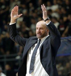 Be išvaryto trenerio likusi Juodkalnija krito prieš Naująją Zelandiją