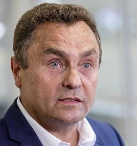 Seimas nepanaikino Petro Gražulio neliečiamybės