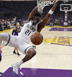 """""""Pistons"""" ir """"Bucks"""" klubai įvykdė mainus"""