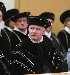 Į švietimo ministrus teikiamas A.Monkevičius: daviau teigiamą atsakymą