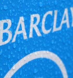 """Siekdamas tikslinių pelno rodiklių, """"Barclays"""" riboja darbuotojams mokamas premijas"""