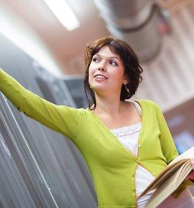 Apie pusė tūkstančio mokytojų galės įgyti papildomo mokomojo dalyko kvalifikaciją