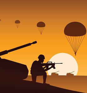 Ar demokratija – tikrai privalumas kare? Tikrai taip, jei ji naudojama teisingai