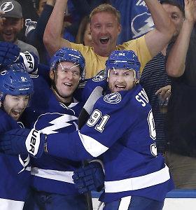 NHL Stenlio taurės varžybų Rytų konferencijos finalo serijoje – vėl pusiausvyra