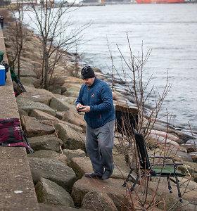 Stintų žvejyba jau pasiglemžė dvi gyvybes: policija prašo nerizikuoti