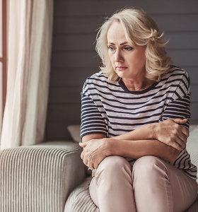 Menopauzė: kas vyksta su moters oda ir kaip tuos pokyčius suvaldyti?
