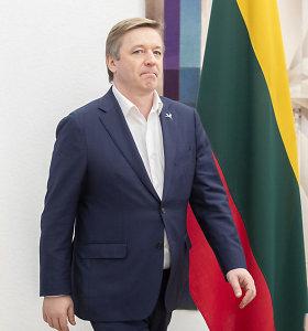 R.Karbauskis siūlo iki penkių dienų ištęsti išankstinį balsavimą per Seimo rinkimus