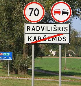 """Radviliškyje plintantis COVID-19 miestelėnų nebebaugina: """"Pavasarį nerimo buvo daugiau"""""""