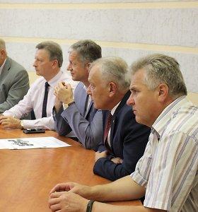 Telšių tarybai nepavyko paskirti administracijos direktoriaus, vicemero