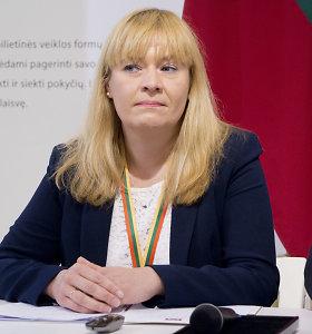 Prezidentūros kanclere paskirta Algė Budrytė