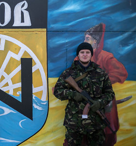 """""""Re:Baltica"""": radikalus """"Azov"""" judėjimas mezga tinklus Latvijoje"""