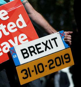 """Jungtinė Karalystė ir Europos Sąjunga prasideda lemiamą """"Brexit"""" savaitę"""