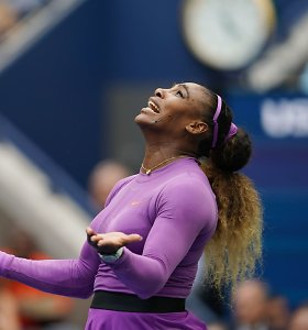 Keturi pralaimėti finalai iš eilės – kodėl Serena Williams nebelaimi titulų?