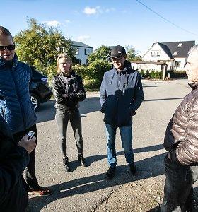 """Vilniaus vidury verda mūšis dėl sodų bendrijos, kurioje kyla triaukščiai """"sodų nameliai"""""""