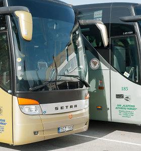 """Klaipėdos autobusų parką jungs su """"Gatvių apšvietimu"""""""