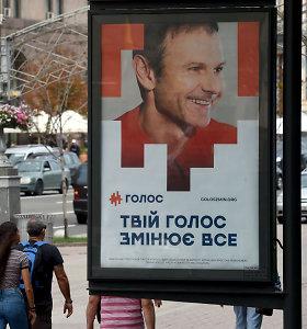 """Ukrainos rinkimuose – kandidatai """"klonai"""": bendrapavardžiai bando vogti balsus"""