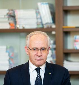 A.Monkevičius paaiškino, kodėl nepasirodė pas G.Nausėdą: planuotas kitas susitikimo laikas