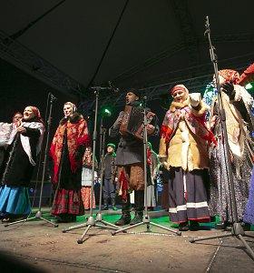 Vilniuje švenčiamos stačiatikių Kalėdos