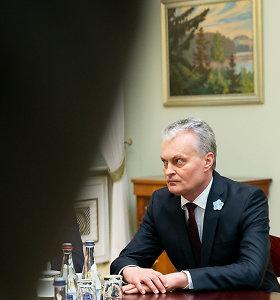 G.Nausėda sako, kad Lietuvos karių Irake saugumu buvo pasirūpinta