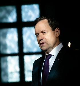 Konstitucinis Teismas atsisakė priimti Seimo skundą dėl A.Tapino akcijos prieš LLRA-KŠS
