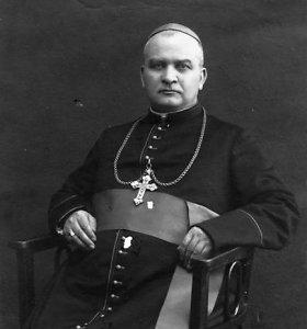 Sausio 27-oji: 1927 m. mirė arkivyskupas Jurgis Matulaitis