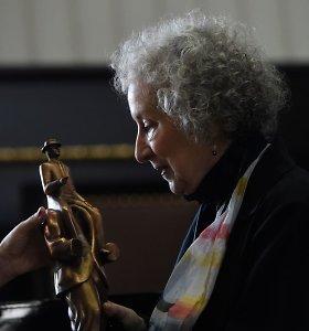 2017-ųjų Kafkos premiją pelnė Kanados rašytoja Margaret Atwood