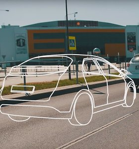 Automobilio stabdymo kelias: vairuotojas – lemtingas veiksnys?