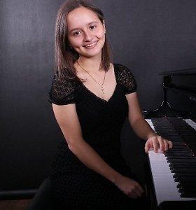 Kauno miesto simfoninis orkestras pristato pianistę iš Kosta Rikos