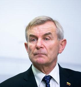 V.Pranckietis: savo poziciją šalies pareigūnai turėtų reikšti ne per patarėjus