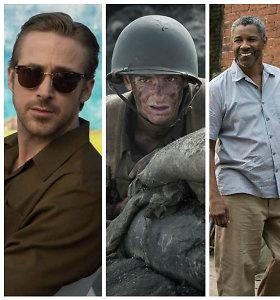 """Išrinkite savo favoritą: kuris aktorius šiemet verčiausias """"Oskaro""""?"""