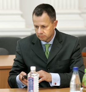Teismas išteisino anksčiau kalėti nuteistą milijonierių Juozą Edvardą Petraitį