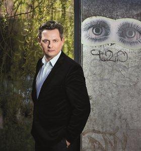 Operos bosas Tadas Girininkas: kaip saksofoną įveikė balsas