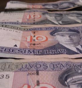 Ekonomistai: vien kalbos apie lito sugrąžinimą kenkia šalies įvaizdžiui
