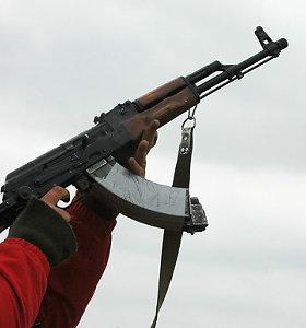 """Miške prie Vievio metalo detektoriumi rasta ginklų, vienas jų – """"kalašnikovas"""""""